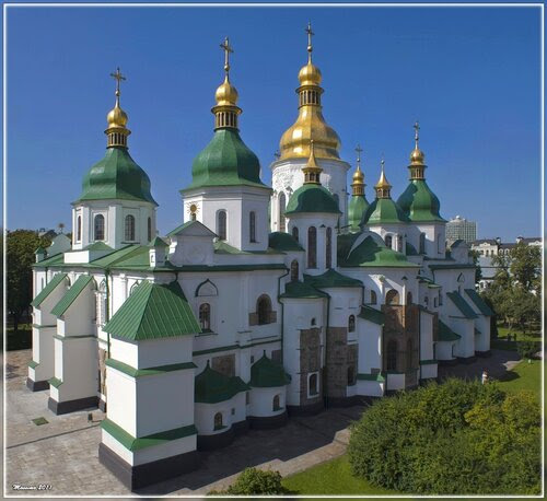 Собор Святой Софии (София Киевская)