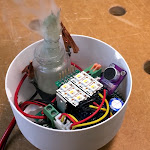 This Super Realistic LED Candle Is Smoking Hot - Hackaday