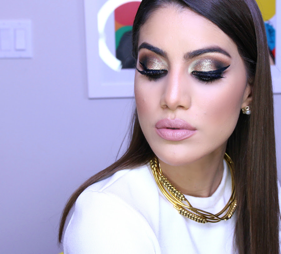 new year party makeup holidays ano novo maquiagem camila coelho 1.5