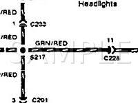 Repair Diagrams for 1992 Isuzu Rodeo Engine, Transmission ...