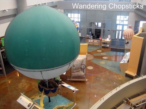 2 Anderson-Abruzzo Albuquerque International Balloon Museum - Albuquerque - New Mexico 8