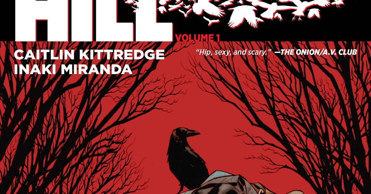 Coffin Hill Horror Comic That Mixes Hp Lovecraft With