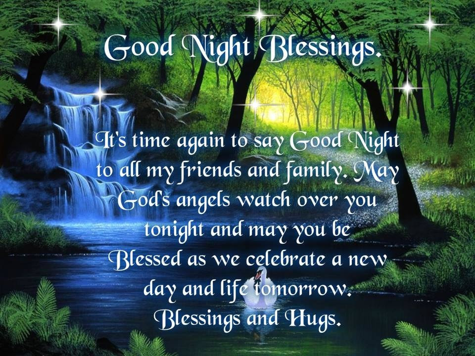 100+ EPIC Best Good Night Blessings Quotes - good quotes