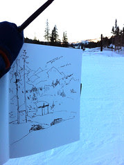 Feb. 2011: Little Skiing Vacation - 3 by apple-pine