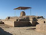 Fayaz-Tepa, Termez