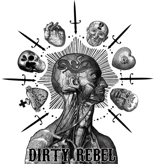 Designing for DIRTY REBEL clothing co