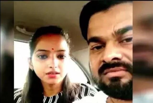 पिता के खिलाफ वीडियो वायरल करने वाली साक्षी ने मांगी सीएम योगी से मदद, की ये शिकायत