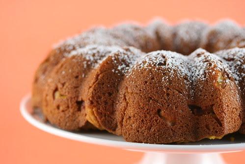 Pumpkin Apple Spiced Bundt Cake - I Like Big Bundts