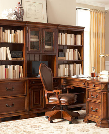 Preston Home Office Furniture Collection - Furniture - Macy's