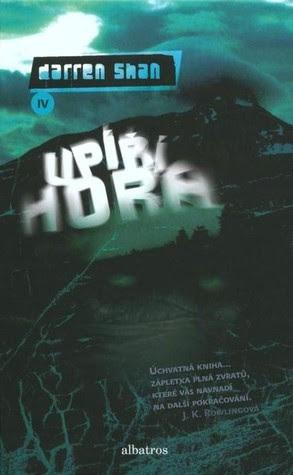 Upíří hora (Příběhy Darrena Shana, #4)