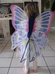 Butterfly - back