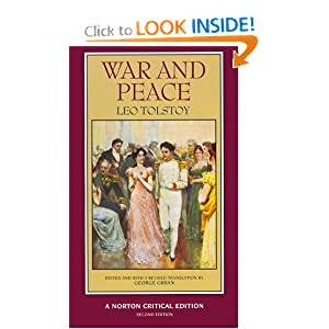 War and Peace (Second Edition)  (Norton Critical Editions)