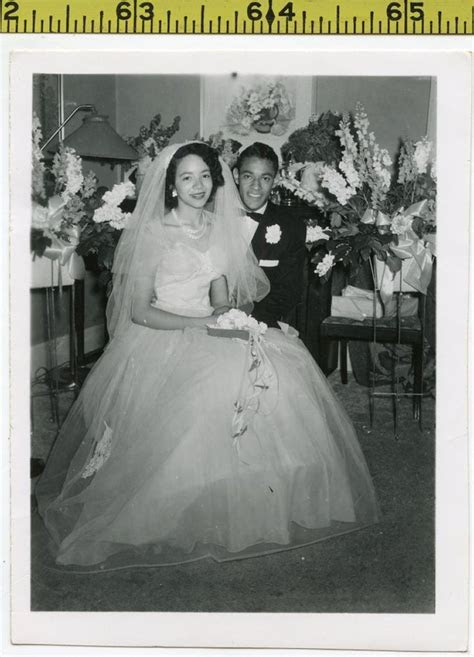 Details about Vintage 1950's Wedding Party Photo with