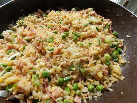 special fried rice recipe thu cooking