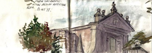 Sketchcrawl Valladolid
