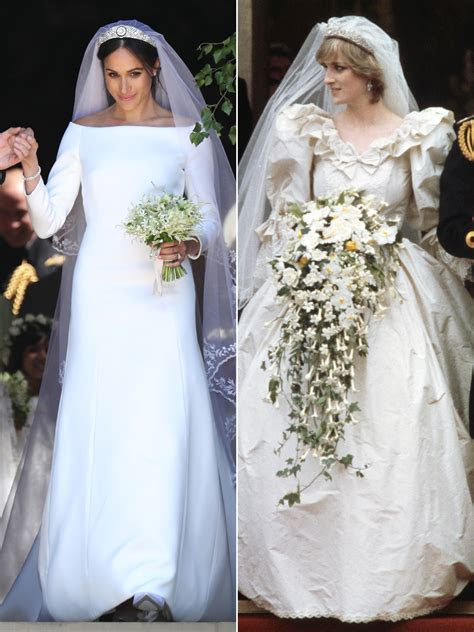 Princess Diana?s Wedding Dress Designer on Meghan Markle?s