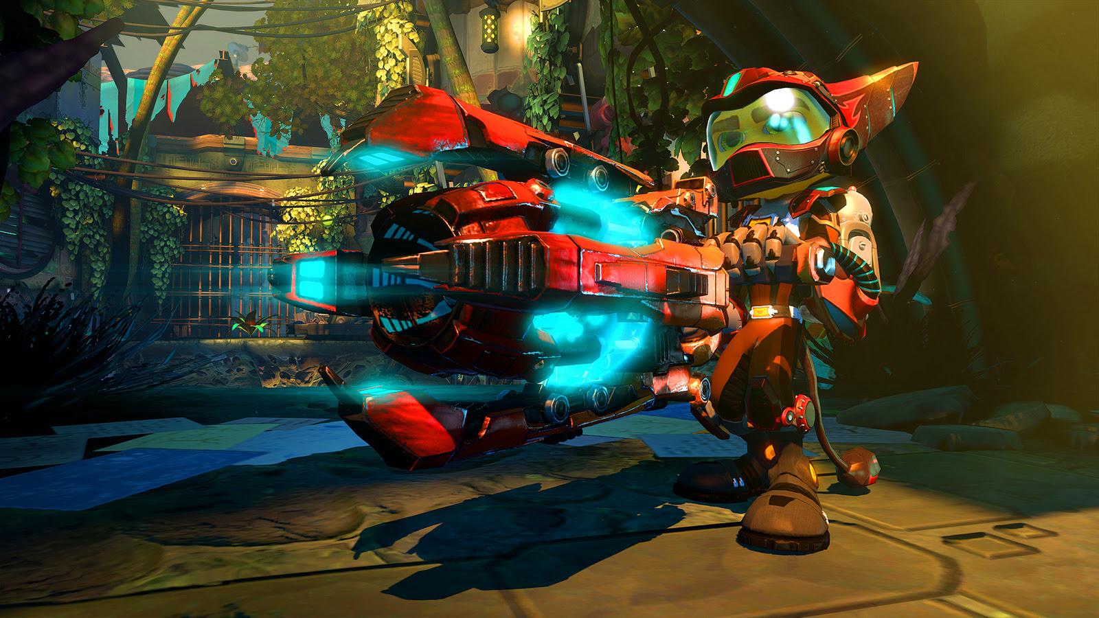 Ratchet Clank Into The Nexus Launching Nov 12 Polygon