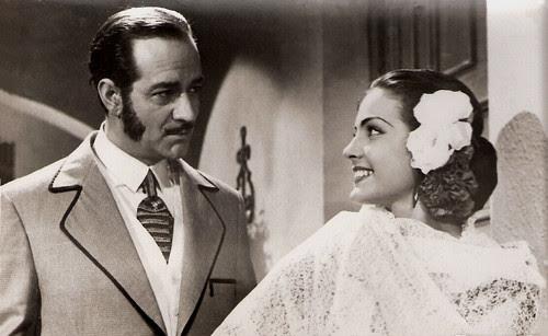 Carmen Sevilla, Enrique Guitart