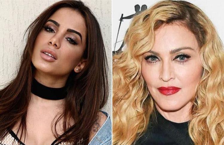 Madonna pode se apresentar em Israel ao lado de Anitta e Maluma