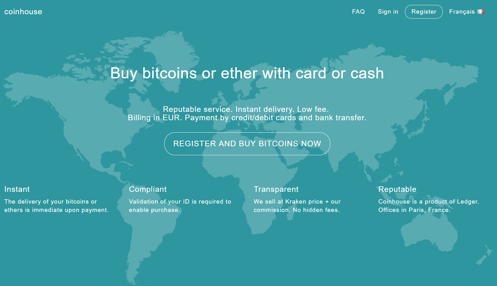 bitcoin one for one