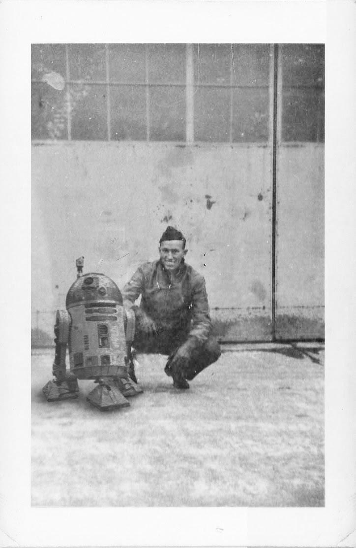 Star Wars Photo Ancienne 14 Star Wars intégré à des photos anciennes