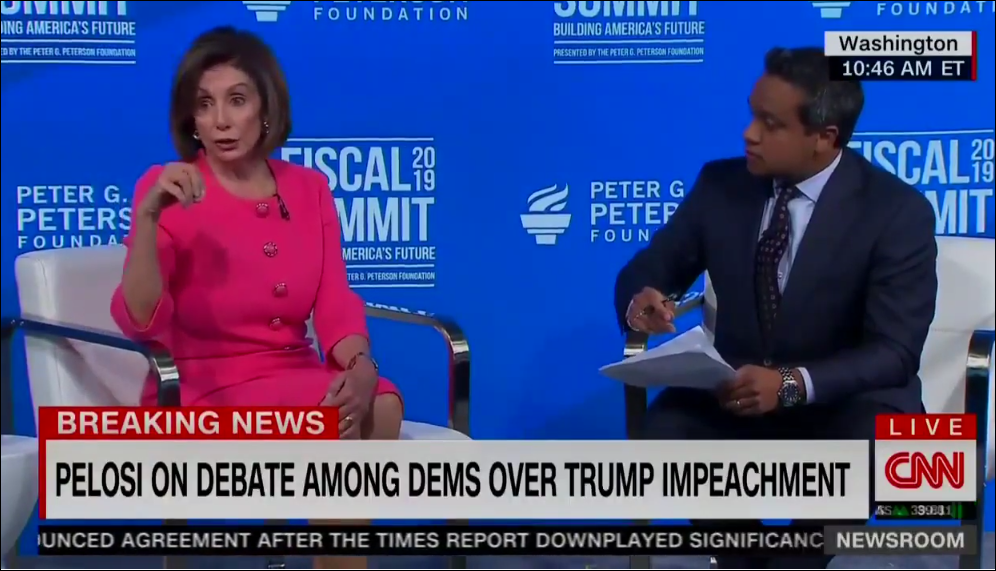 Image result for Pelosi claims majority of House Dems oppose impeachment: 'Not even close in our caucus'Pelosi claims majority of House Dems oppose impeachment: 'Not even close in our caucus'