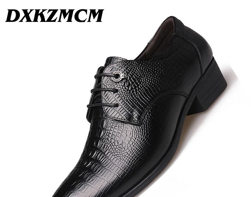MURAH Dxkzmcm Kulit Asli Buatan Tangan Pria Flat Pria Sepatu Pria Sepatu 45e2143122