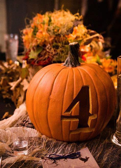 25  best ideas about Pumpkin centerpieces on Pinterest