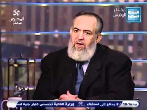 شاهد الحلقة الكاملة : لقاء حازم صلاح مع عمرو الليثي على قناة المحور 30-05-2012