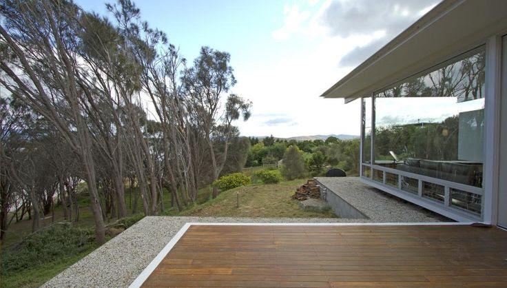 outside house - Arm End House