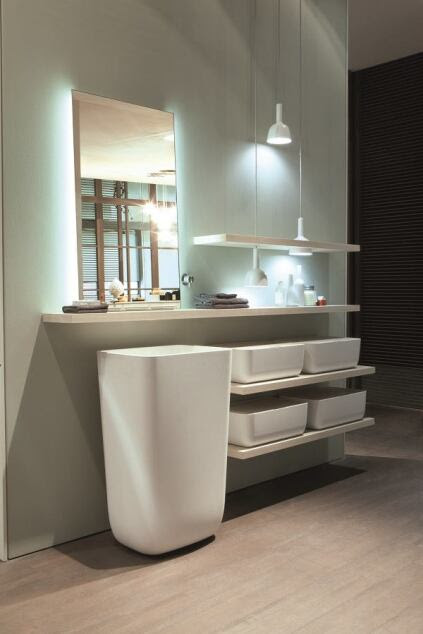 Postcard from Milan: Kitchen and Bath Design by Ora ïto ...