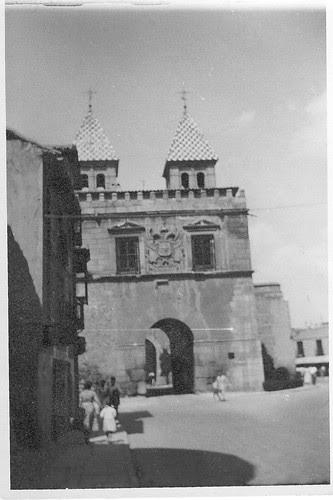 Puerta de Bisagra. Fotografía de Eduardo Butragueño Bueno
