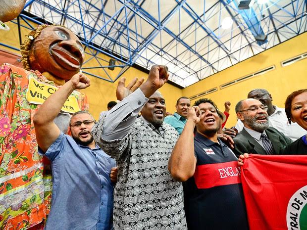 Grupo acompanhou votação na Câmara de Vereadores de Porto Alegre (Foto: Guilherme Almeida/CMPA)