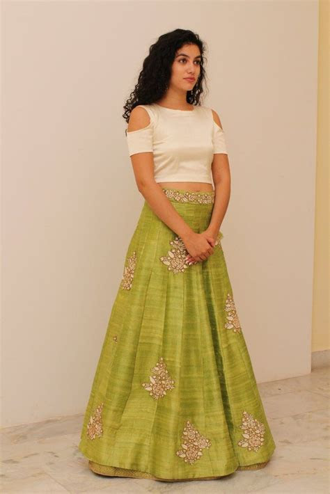 crop tops skirts images  pinterest blouse