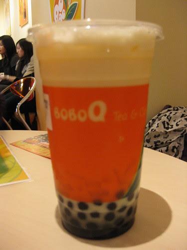 Boboq pearl milk tea Berlin