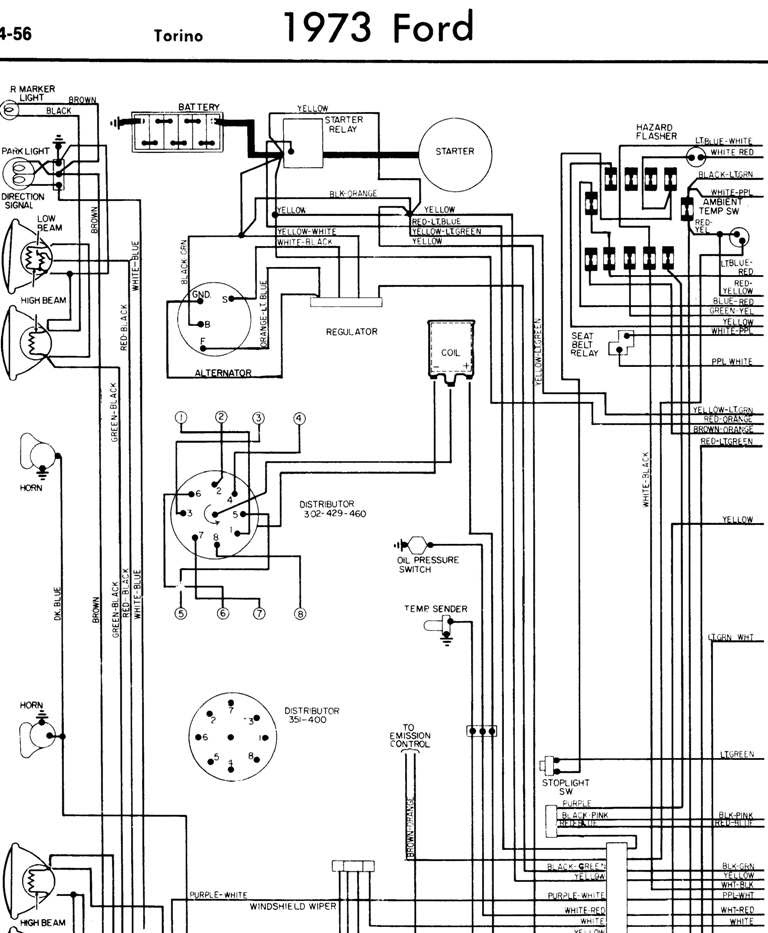 1973 Ford Mustang Wiring Diagram Wiring Diagram Overview A Overview A Musikami It