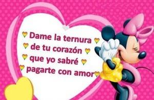 Imagen De Minny Llena De Alegria Por Amor Descargalo Gratis Como