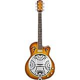 Fender FR-50 Acoustic Electric Resonator Guitar, Sunburst