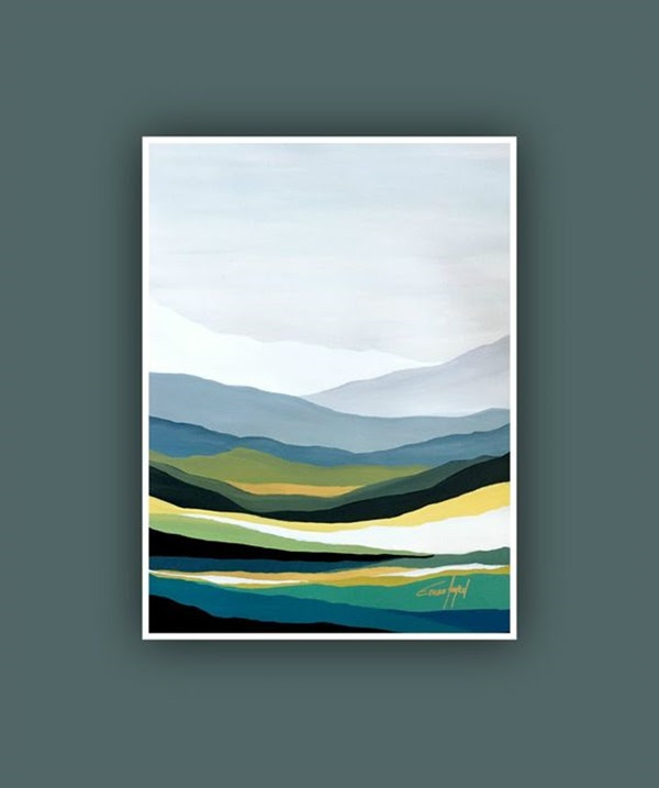 Aesthetic Painting Ideas Easy Best Painting