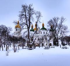 The Church and the Ukrainian Blizzard