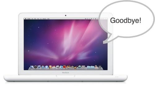 MacBook Goodbye