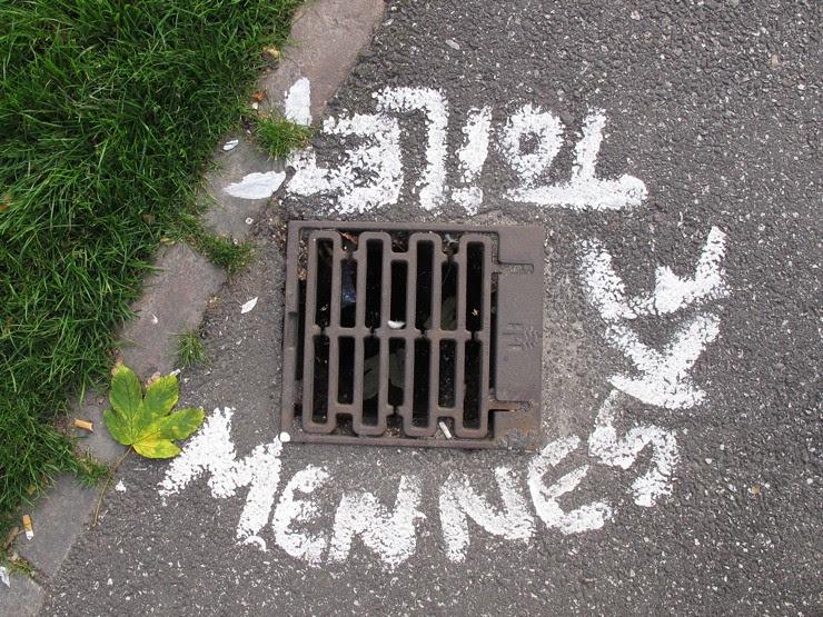 Menneske toilet / Human toilet