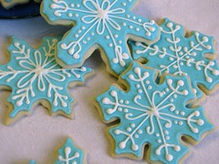 Sugar Cookie Snowflakes 2