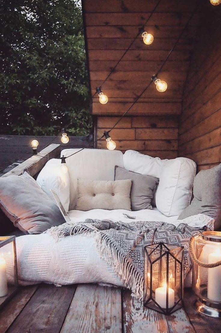 13 Cozy Balcony Ideas and Decor Inspiration 13 - My Blog