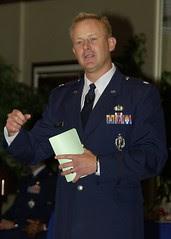 Colonel Daniel Dant, USAF