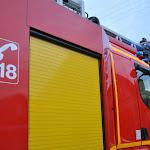 Saint-Martin en Bresse : deux personnes blessées dans un accident route de Mervans