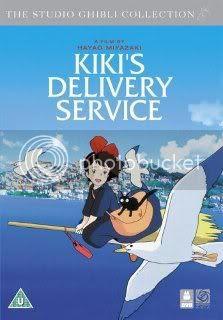 Kiki's Delivery Service / Majo no Takkyūbin (1989)