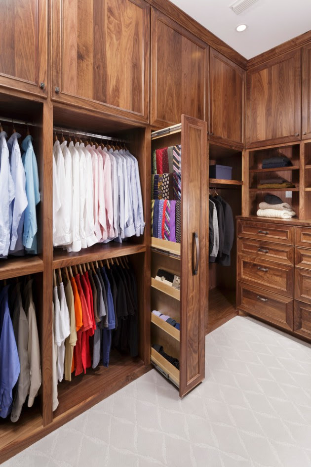 20 Phenomenal Closet Wardrobe Designs To Store All Your Clothes