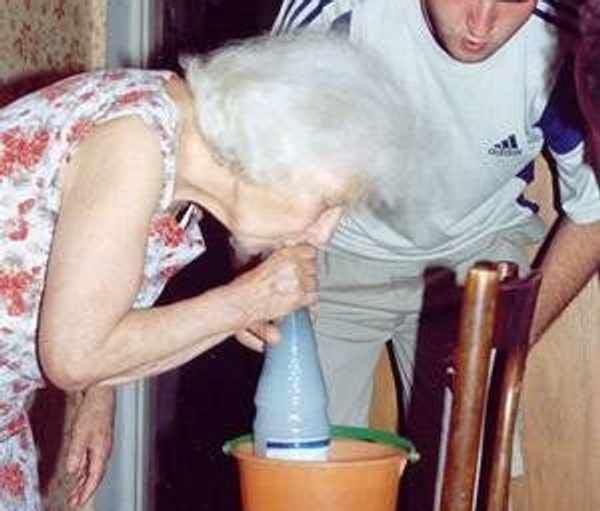 granny bong