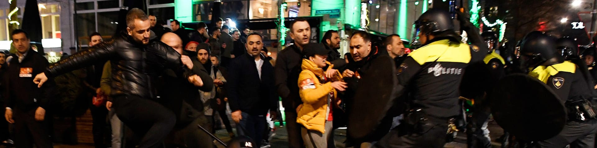 Yildirim says recent incidents show 'who Turkey's real friends are' [Umit Bektas/Reuters]